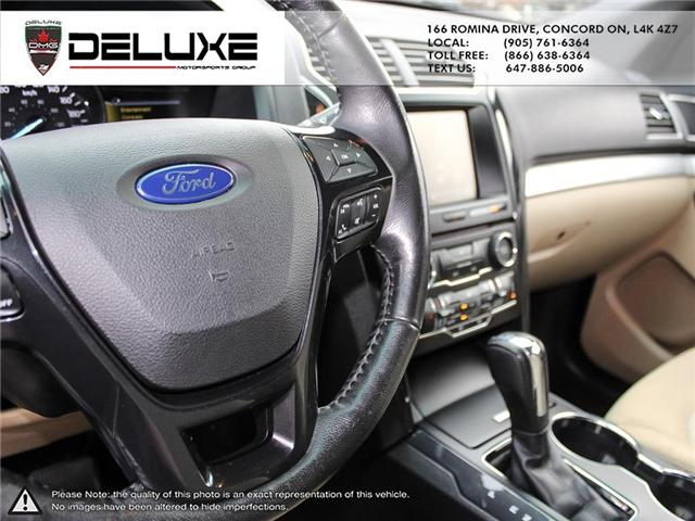2016 Ford Explorer XLT (Stk: D0514) in Concord - Image 18 of 24