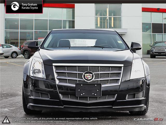 2010 Cadillac CTS 3.0L (Stk: K4124A) in Ottawa - Image 2 of 26