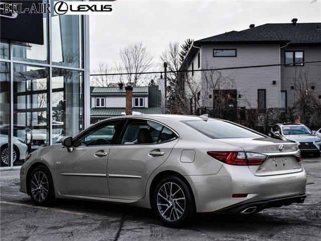 2016 Lexus ES 350 Base (Stk: L0455) in Ottawa - Image 4 of 30
