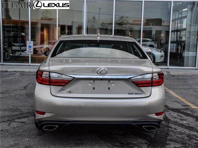 2016 Lexus ES 350 Base (Stk: L0455) in Ottawa - Image 5 of 30