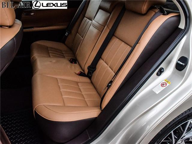 2016 Lexus ES 350 Base (Stk: L0455) in Ottawa - Image 16 of 30