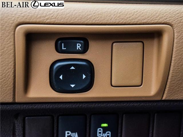 2016 Lexus ES 350 Base (Stk: L0455) in Ottawa - Image 19 of 30