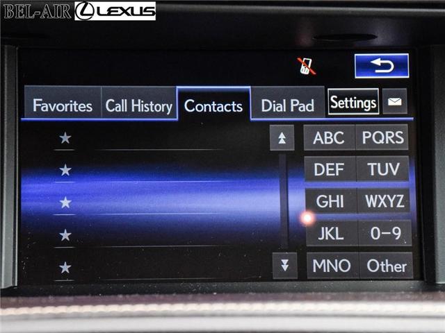 2016 Lexus ES 350 Base (Stk: L0455) in Ottawa - Image 27 of 30