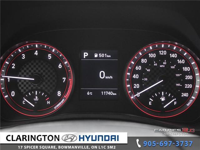 2019 Hyundai Veloster 2.0 GL (Stk: 16708B) in Clarington - Image 8 of 27
