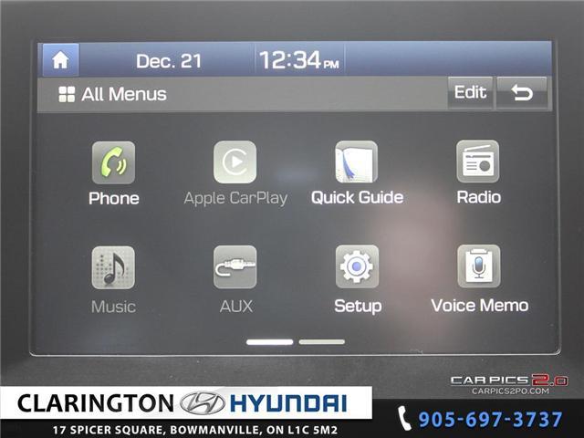 2019 Hyundai Veloster 2.0 GL (Stk: 16708B) in Clarington - Image 15 of 27