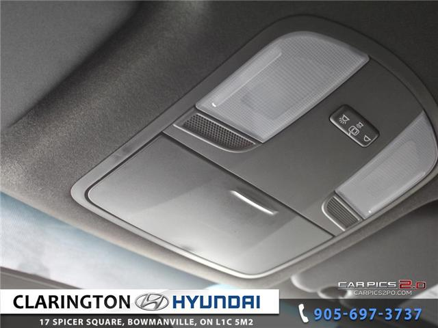 2019 Hyundai Veloster 2.0 GL (Stk: 16708B) in Clarington - Image 17 of 27