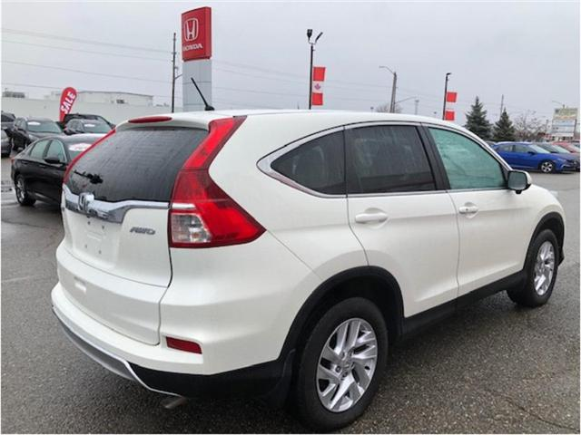 2016 Honda CR-V EX (Stk: P6998) in Georgetown - Image 2 of 11