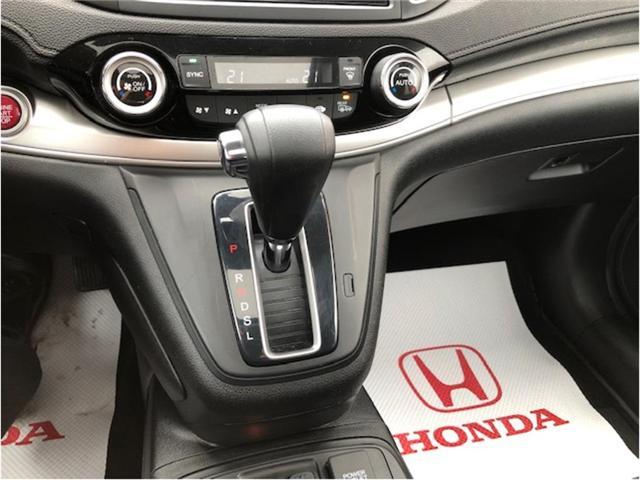 2016 Honda CR-V EX (Stk: P6998) in Georgetown - Image 9 of 11