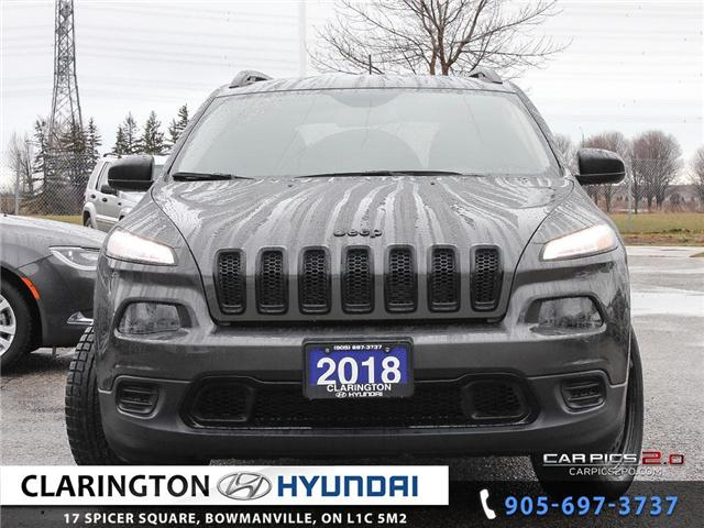 2018 Jeep Cherokee Sport (Stk: 18858A) in Clarington - Image 2 of 27