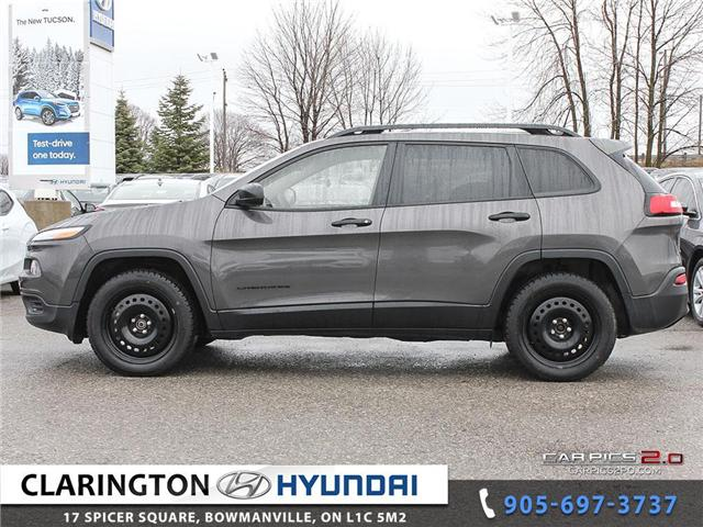 2018 Jeep Cherokee Sport (Stk: 18858A) in Clarington - Image 3 of 27