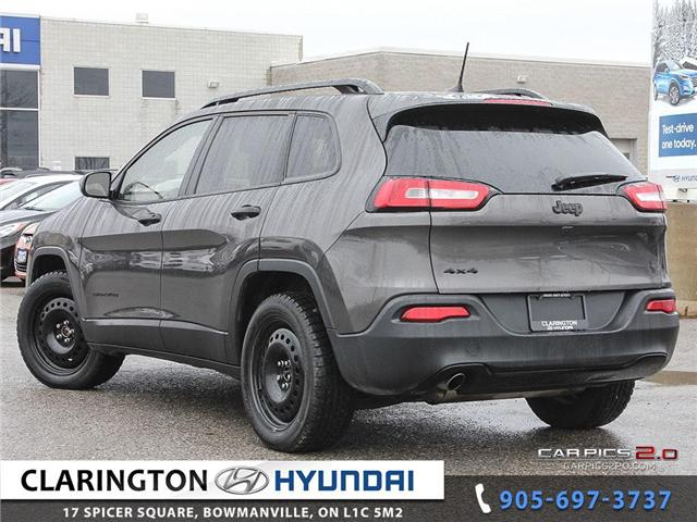 2018 Jeep Cherokee Sport (Stk: 18858A) in Clarington - Image 4 of 27