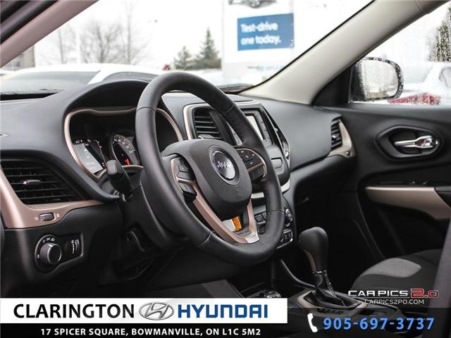2018 Jeep Cherokee Sport (Stk: 18858A) in Clarington - Image 6 of 27