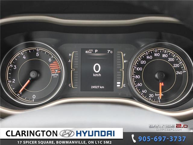 2018 Jeep Cherokee Sport (Stk: 18858A) in Clarington - Image 8 of 27