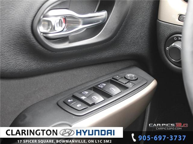 2018 Jeep Cherokee Sport (Stk: 18858A) in Clarington - Image 10 of 27