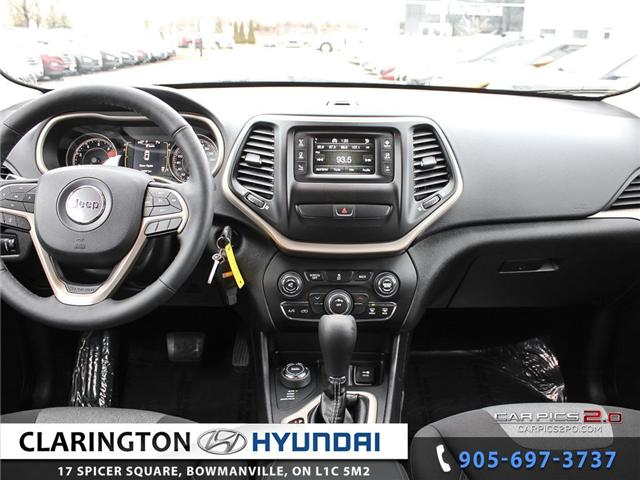 2018 Jeep Cherokee Sport (Stk: 18858A) in Clarington - Image 20 of 27