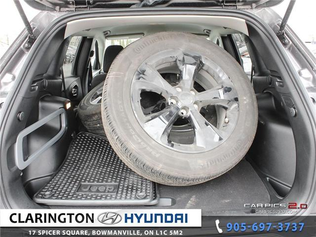 2018 Jeep Cherokee Sport (Stk: 18858A) in Clarington - Image 26 of 27