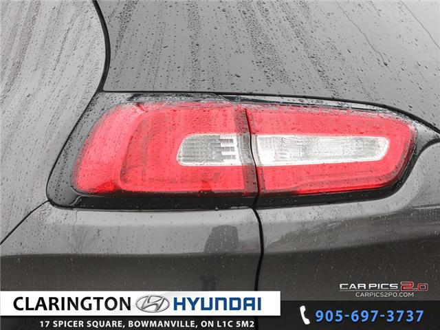 2018 Jeep Cherokee Sport (Stk: 18858A) in Clarington - Image 27 of 27