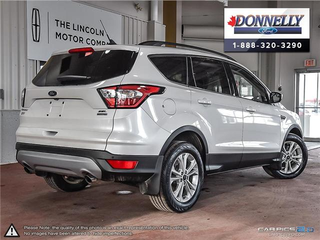 2018 Ford Escape SEL (Stk: DR1305) in Ottawa - Image 4 of 29