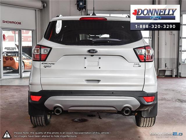 2018 Ford Escape SEL (Stk: DR1305) in Ottawa - Image 5 of 29