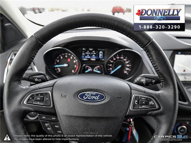 2018 Ford Escape SEL (Stk: DR1305) in Ottawa - Image 14 of 29