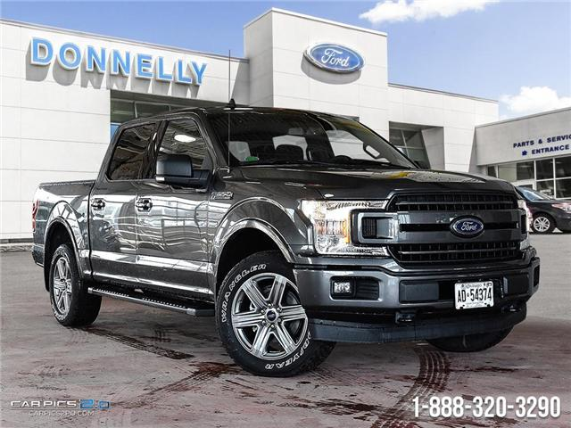 2019 Ford F-150 XLT (Stk: DS166) in Ottawa - Image 1 of 28