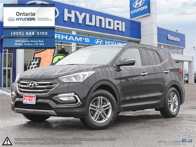 2018 Hyundai Santa Fe Sport 2.4 Premium / Reduced Price (Stk: 54273K) in Whitby - Image 1 of 27