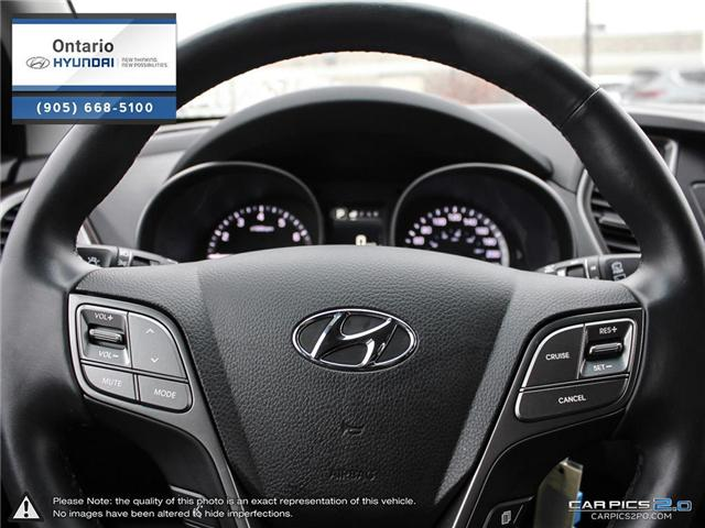 2018 Hyundai Santa Fe Sport 2.4 Premium / Reduced Price (Stk: 54273K) in Whitby - Image 14 of 27