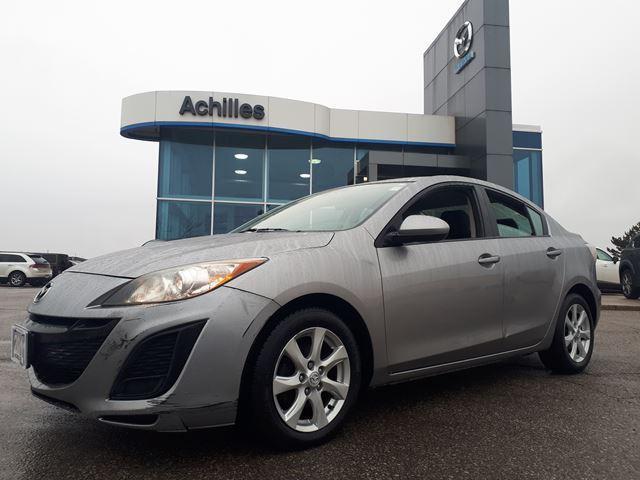 2011 Mazda Mazda3 GS (Stk: H1653A) in Milton - Image 1 of 11