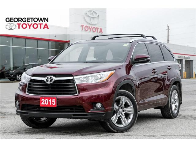 2015 Toyota Highlander  (Stk: 15-97477) in Georgetown - Image 1 of 21