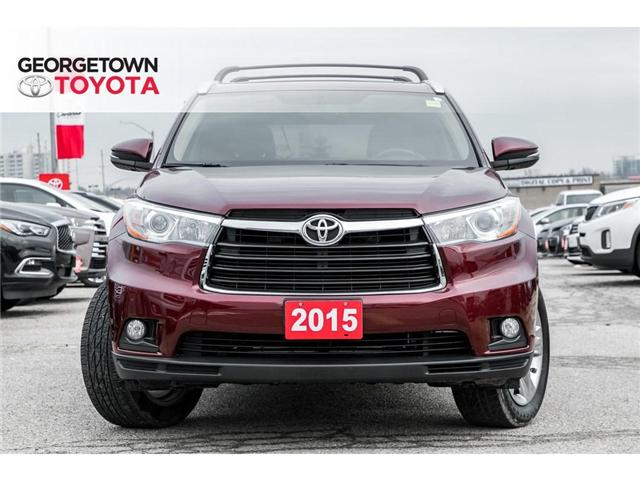 2015 Toyota Highlander  (Stk: 15-97477) in Georgetown - Image 2 of 21