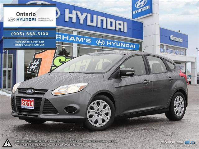 2014 Ford Focus SE / Auto (Stk: 84547K) in Whitby - Image 1 of 27