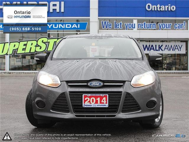 2014 Ford Focus SE / Auto (Stk: 84547K) in Whitby - Image 2 of 27