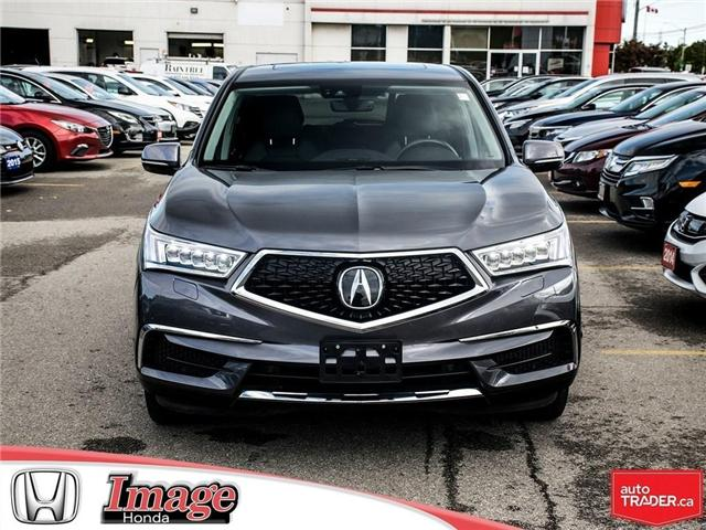 2017 Acura MDX Navigation Package (Stk: 8A228A) in Hamilton - Image 2 of 19