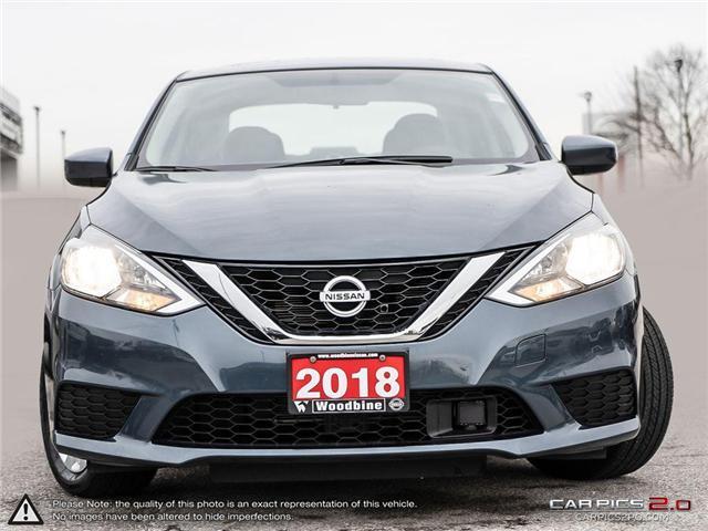 2018 Nissan Sentra 1.8 SV (Stk: P7146) in Etobicoke - Image 2 of 20