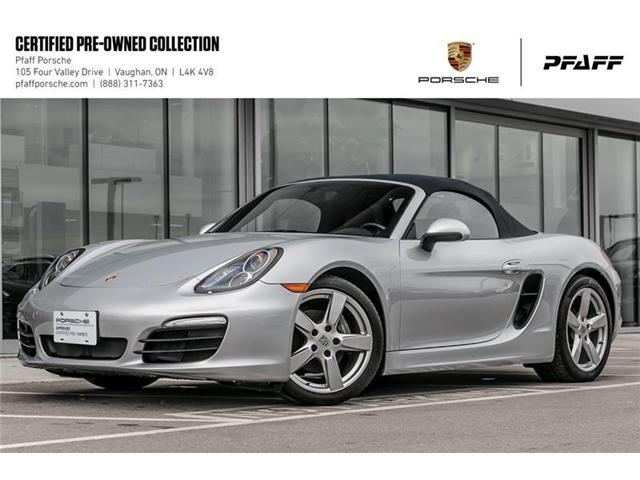 2015 Porsche Boxster  (Stk: U7566) in Vaughan - Image 1 of 19