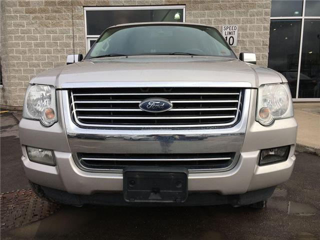 2007 Ford Explorer LIMITED 4WD NAVI, LEATHER, ALLOYS, FOG, 7 PASS, SU (Stk: 43019A) in Brampton - Image 6 of 27