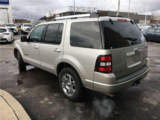 2007 Ford Explorer LIMITED 4WD NAVI, LEATHER, ALLOYS, FOG, 7 PASS, SU (Stk: 43019A) in Brampton - Image 11 of 27