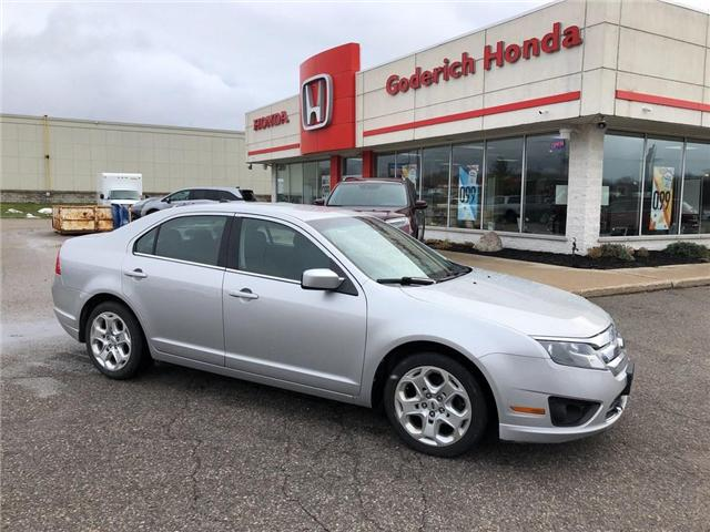 2010 Ford Fusion SE (Stk: U17518) in Goderich - Image 1 of 15