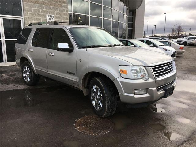 2007 Ford Explorer LIMITED 4WD NAVI, LEATHER, ALLOYS, FOG, 7 PASS, SU (Stk: 43019A) in Brampton - Image 24 of 27