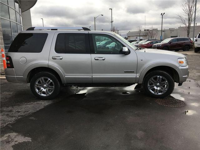 2007 Ford Explorer LIMITED 4WD NAVI, LEATHER, ALLOYS, FOG, 7 PASS, SU (Stk: 43019A) in Brampton - Image 25 of 27