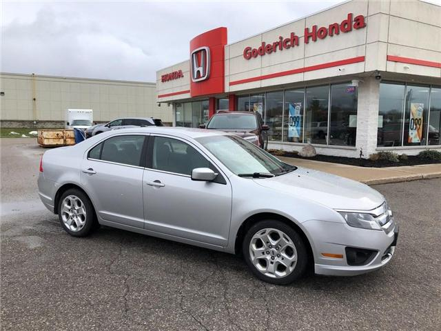 2010 Ford Fusion SE (Stk: U17518) in Goderich - Image 8 of 15