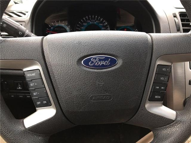 2010 Ford Fusion SE (Stk: U17518) in Goderich - Image 13 of 15