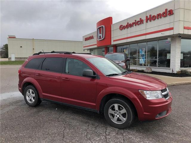 2009 Dodge Journey SE (Stk: U17618) in Goderich - Image 1 of 12