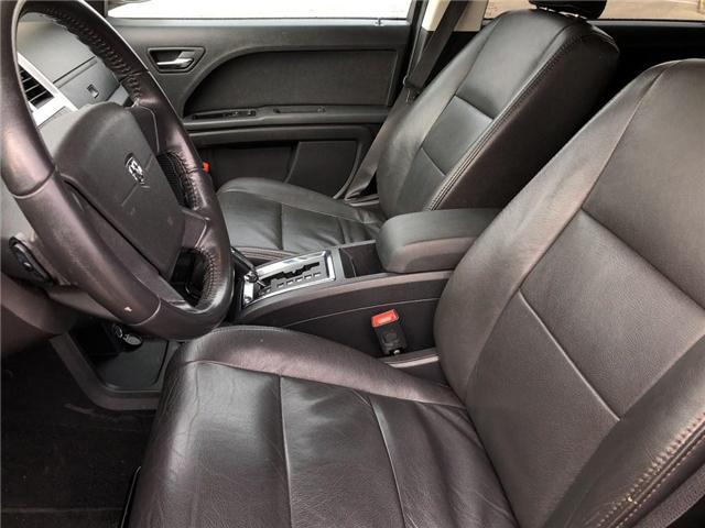 2009 Dodge Journey SE (Stk: U17618) in Goderich - Image 8 of 12