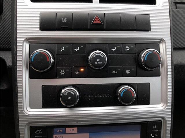 2009 Dodge Journey SE (Stk: U17618) in Goderich - Image 11 of 12