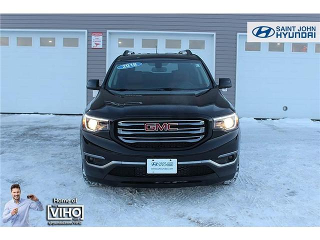 2018 GMC Acadia SLT-1 (Stk: U1802) in Saint John - Image 2 of 22