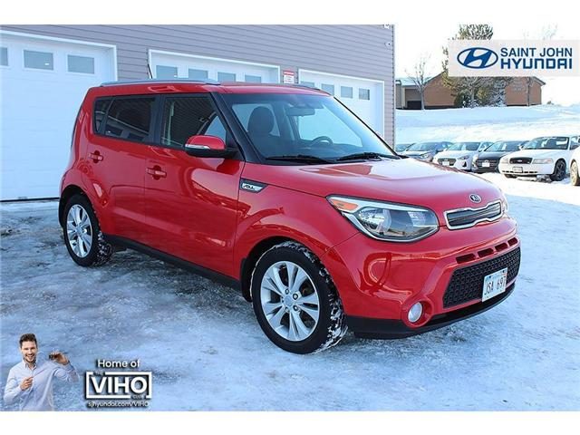 2014 Kia Soul  (Stk: U1770) in Saint John - Image 1 of 18