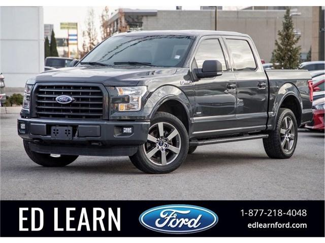 2016 Ford F-150 XLT (Stk: 602664) in St Catharines - Image 1 of 25