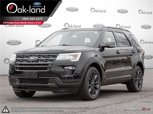 2019 Ford Explorer XLT (Stk: 9T155) in Oakville - Image 1 of 25