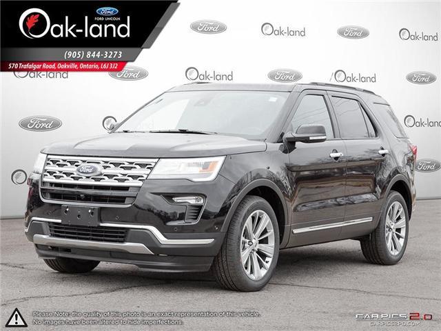 2019 Ford Explorer Limited (Stk: 9T171) in Oakville - Image 1 of 25